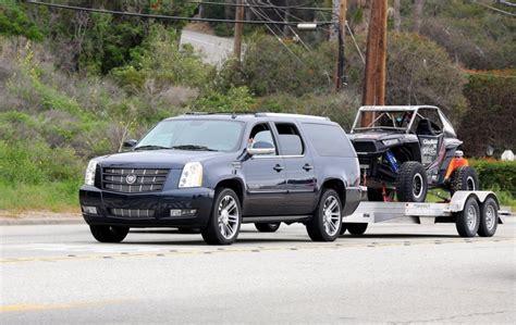 bruce jenner cadillac escalade california crash gm authority