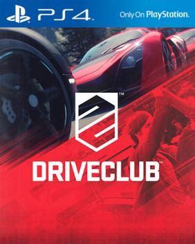 driveclub wikipedia