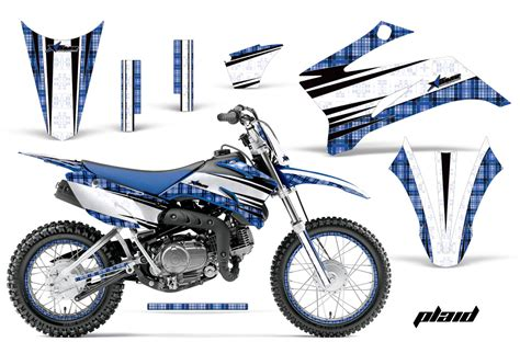 yamaha motocross graphic sticker kit yamaha mx ttr110