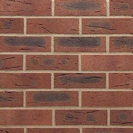 wienerberger tuscan red multi wirecut facing brick pack
