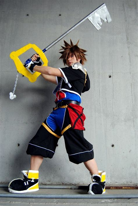 This Is Probably One Of The Best Sora Cosplays Ive Seen! I