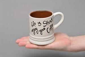 Tasse à Thé Originale : madeheart tasse en porcelaine faite main originale belle avec image marrante d corative ~ Teatrodelosmanantiales.com Idées de Décoration