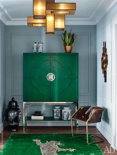 25  best ideas about Emerald green rooms on Pinterest