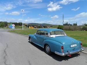 Oldtimer Mercedes Benz  U0026quot Adenauer