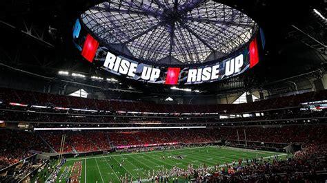 This New Stadium In Atlanta Is Pretty Breathtaking Bbc Three
