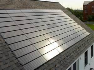 Solar Panel Roof Tiles Shingles