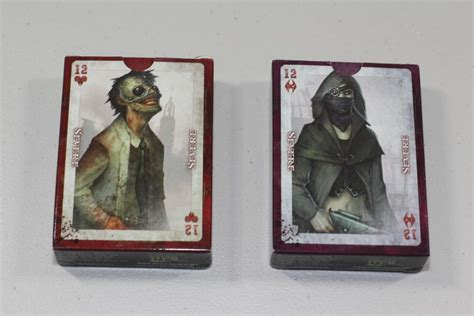 Malifaux Guild Fate Deck by Malifaux Unboxing Starter Set M2e