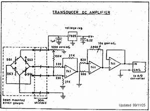 How Can I Design Circuit For A Torque Sensor With Strain Gauge Inside