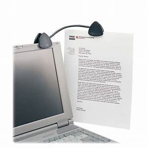 kensington flexclip copy holder kmw62081 With document clip for computer monitor