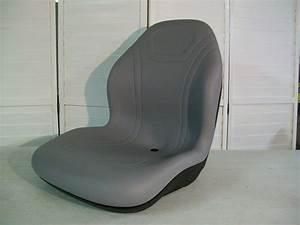 Gray Seat New Holland Tc30  Tc45d Tc40 Tc35a Tc34 Tc33