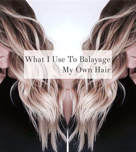 balayage   hair hair balayage
