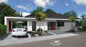 Bungalow Mit Garage Bauen : bungalow mit einliegerwohnung bauen m bel ideen ~ Lizthompson.info Haus und Dekorationen