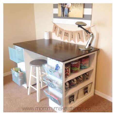 craft desk with storage 17 best ideas about craft desk on pinterest sewing desk