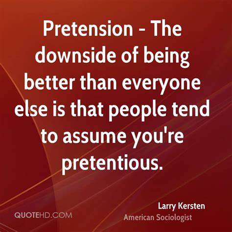 Re Assume by Larry Kersten Quotes Quotehd