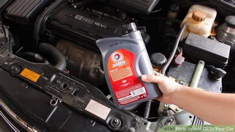 How To Add Oil To Your Car (with Pictures)