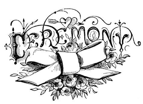 stock images vintage wedding typography  graphics fairy