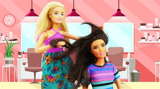 Cómo hacer una peluquería para Barbie Juego de Barbie