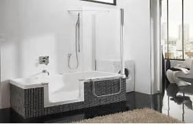 Handicap Tub Shower Combo by Bath On Pinterest Walk In Tubs Showers And Tubs Best Walk In Tub Shower