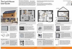 Greenspec Case Study  The Larch House  Construction And