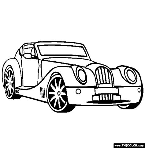Free Online Coloring Pages