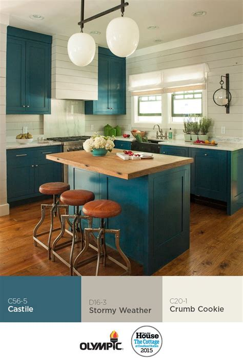 Best 25+ Teal Cabinets Ideas On Pinterest  Colored