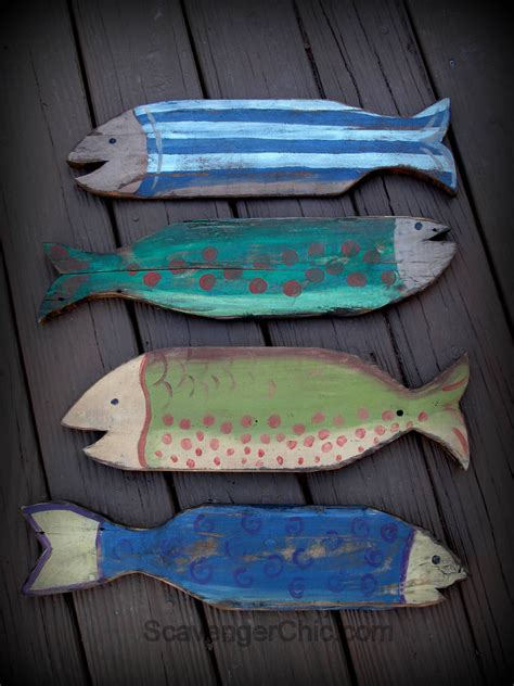 pallet wood fish projects  pallet wood  create