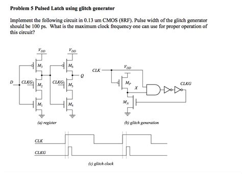 Implement The Following Circuit Cmos