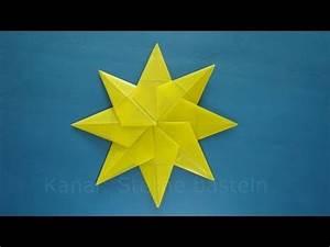Sterne Aus Papier Falten : weihnachtsbasteln mit kindern sterne basteln youtube ~ Buech-reservation.com Haus und Dekorationen