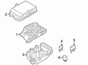 Kia Rondo Fuse  125 Amp  Engine Compartment  Engine Room