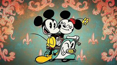 Mickey Mouse Wallpapers Minnie Disney Croissant Clubhouse