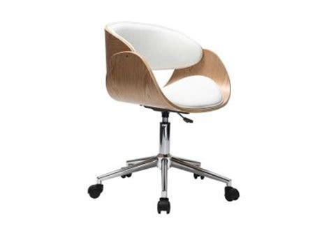 fauteuil de bureau tissu fauteuil de bureau chaise de bureau ergonomique miliboo