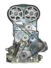 mitsubishi eclipse    turbo dohc engine