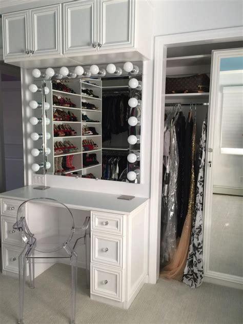 17 best ideas about closet vanity on makeup