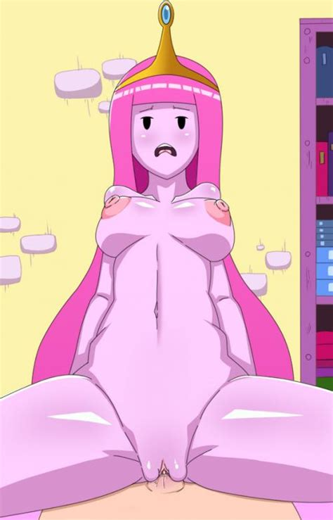 Princess Bubblegum Ass Hentai
