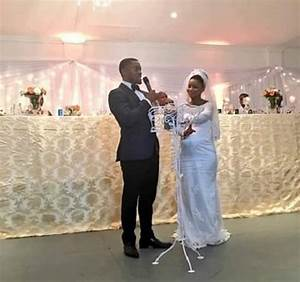 Zizo Beda and Mayihlome Tshwete say I do!