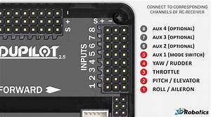 Archived Connecting The Radio Receiver  Apm2   U2014 Plane