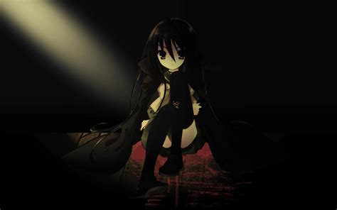 Black Wallpaper Anime - anime wallpapers wallpaper cave
