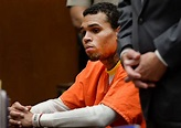 R&B singer Chris Brown sentenced to jail term after ...