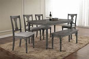 Barron39s Furniture And Appliance Regular Height Dining