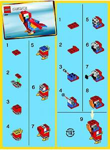 Lego Diagrams Gallery