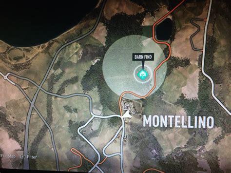 forza horizon barn finds forza horizon 2 treasure map