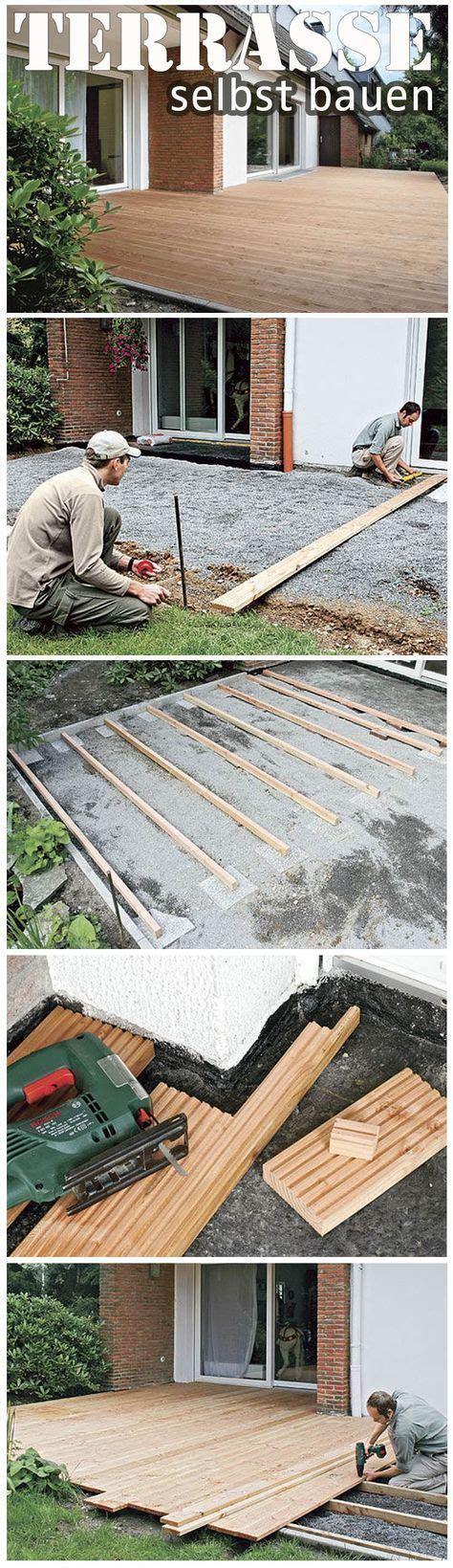 Wie Heimwerker Selbst Eine Terrasse Bauen by Eine Douglasie Terrasse Sieht Sehr Sch 246 N Aus Wir Zeigen
