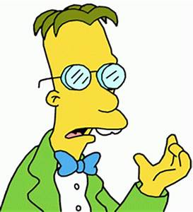 GeekyClown: 10 ... Prof Frink Quotes