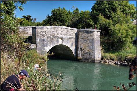 Chambres D Hotes Charente Maritime - pont napoléon office de tourisme du château d 39 olé