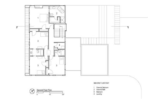 simple modern house floor plans simple contemporary courtyard house plan that you want modern house designs