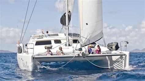Sailing La Vagabonde New Boat by Better Caribbean Sailing Vacations Catamarans Are For