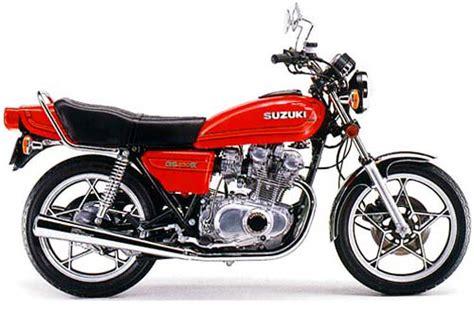 Suzuki Gs 400 by Suzuki Gs400 Year By Year