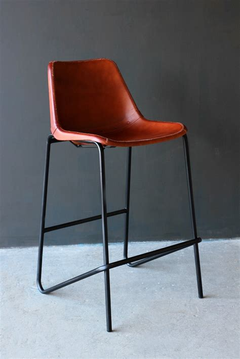 where can i buy a kitchen island industrial leather bar stool brown