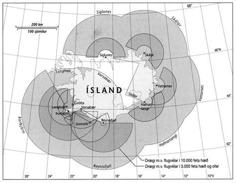 radar range in iceland 1941 usrsi