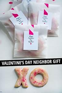 valentine's day neighbor gifts - The Neighborhood